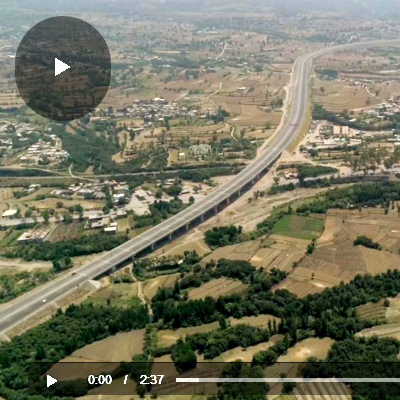 Pakistan's New Expressway Speeds Up Domestic Travel and Links the Country to Its Neighbors