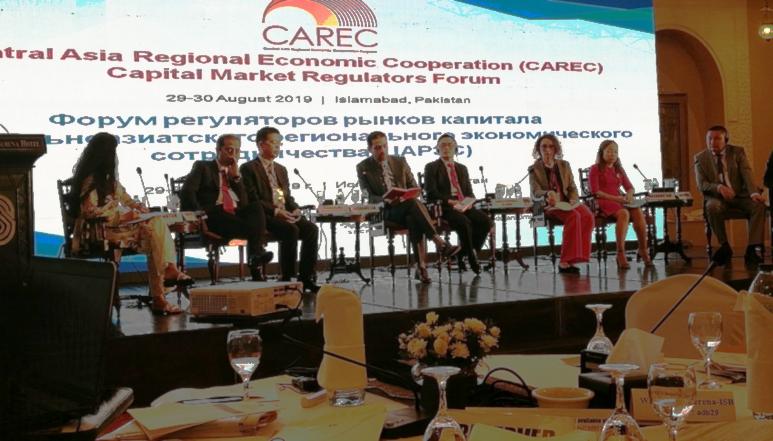 First CAREC capital market regulators forum discusses regional integration