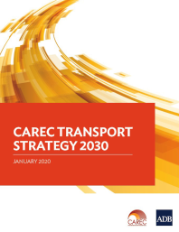 CAREC Transport Strategy 2030 cover