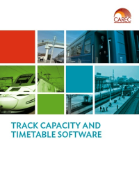 Track Capacity and Timetable Software cover