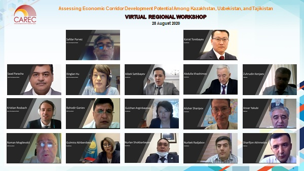 Second Regional Workshop on Trilateral Economic Corridor Development