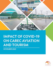 Impact of COVID-19 on CAREC Aviation and Tourism cover
