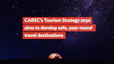 CAREC Tourism Strategy 2030