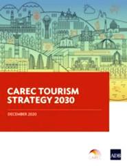 CAREC Tourism Strategy 2030 cover