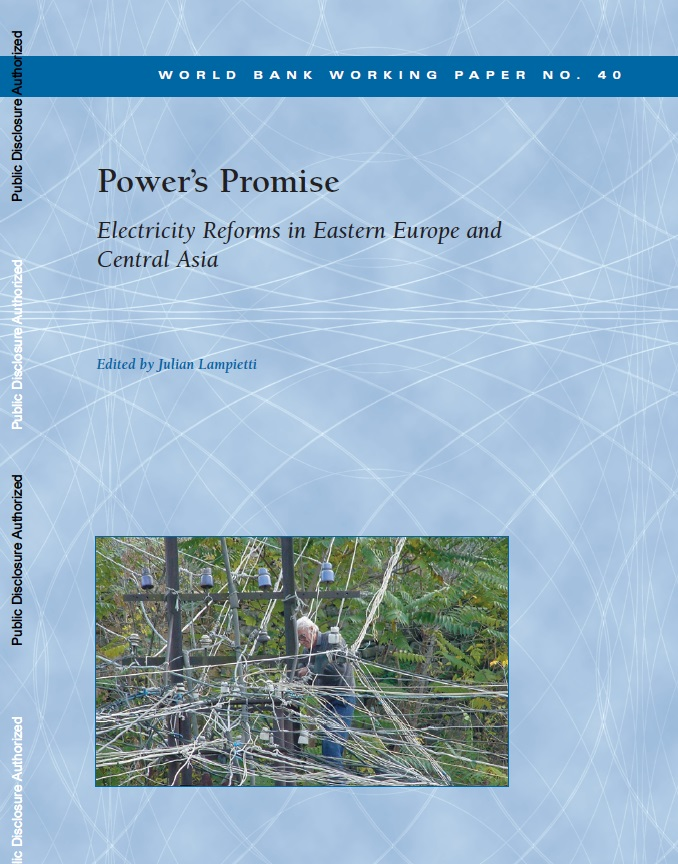 Power's Promise: Electricity Reforms in Eastern Europe and Central Asia