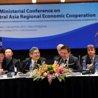 Ninth Ministerial Conference on CAREC