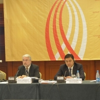 CAREC Senior Officials' Meeting (November 2014)