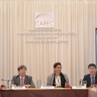 Consultation Meeting with the CAREC National Focal Points (2016)