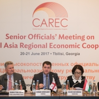 CAREC Senior Officials' Meeting (June 2017)