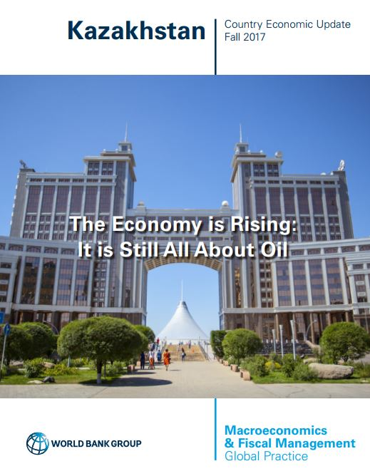 Kazakhstan—The economy is rising: It is still all about oil (Country Economic Update)