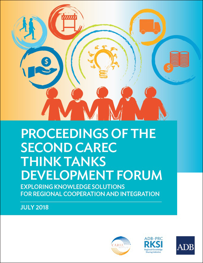 Proceedings of the Second CAREC Think Tanks Development Forum