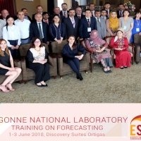 CAREC Energy Sector Coordinating Committee Training on Forecasting with Argonne National Laboratory