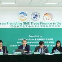 Workshop on SME Trade Finance in the CAREC Region