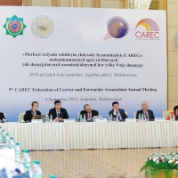 Ninth CAREC Federation of Carrier and Forwarder Associations Annual Meeting