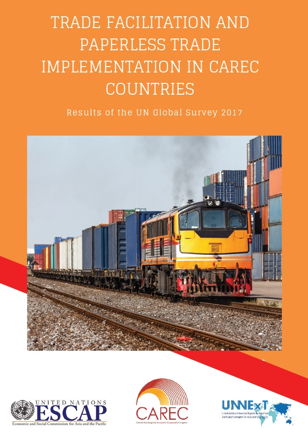 Trade Facilitation and Paperless Trade Implementation in CAREC Countries