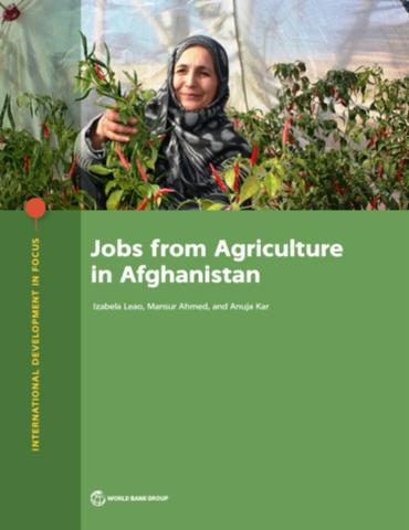 Jobs from Agriculture in Afghanistan
