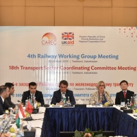 Fourth CAREC Railway Working Group Meeting