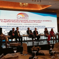 First CAREC Capital Market Regulators Forum