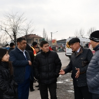 CAREC National Road Safety Engineering Workshop (Kyrgyz Republic)
