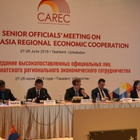 CAREC Senior Officials' Meeting