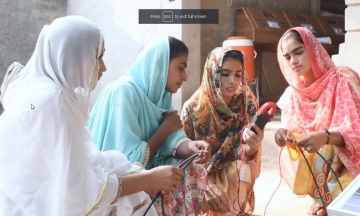 Solar Energy Training Brightens Up Employment Opportunities for Pakistan's Women