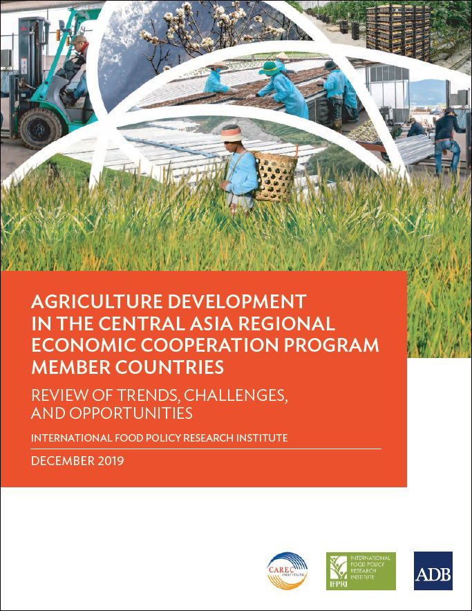 Agriculture Development in the CAREC Program Member Countries: Review of Trends, Challenges, and Opportunities