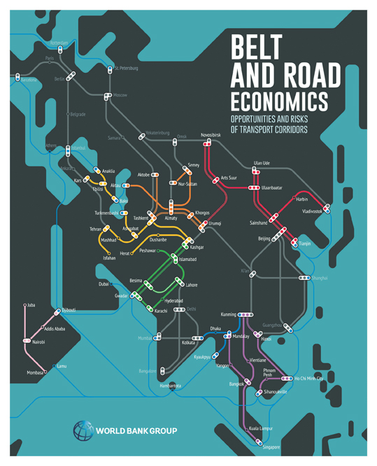 Belt and Road Economics : Opportunities and Risks of Transport Corridors