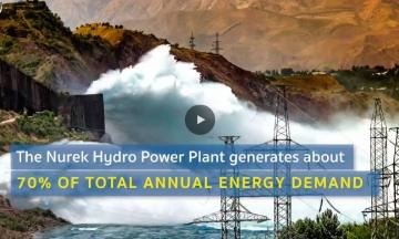 Tajikistan: Nurek Hydropower Plant Rehabilitation