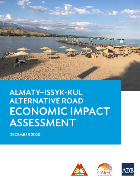 Almaty–Issyk-Kul Alternative Road Impact Economic Assessment