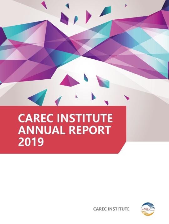 CAREC Institute Annual Report 2019