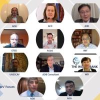 First CAREC Development Partners' Forum