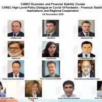 CAREC Economic and Financial Stability Cluster Forum