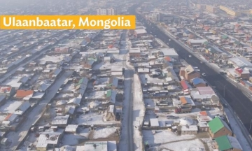 New Infrastructure Is Improving Daily Life in Mongolia's Ger Areas