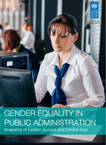 Gender equality in public administration – Snapshot of Eastern Europe and Central Asia