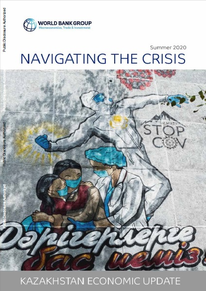 Kazakhstan Economic Update – Navigating the Crisis