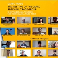 Third CAREC Regional Trade Group Meeting