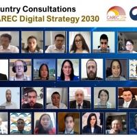 CAREC Countries Discuss Regional Digital Strategy 2030