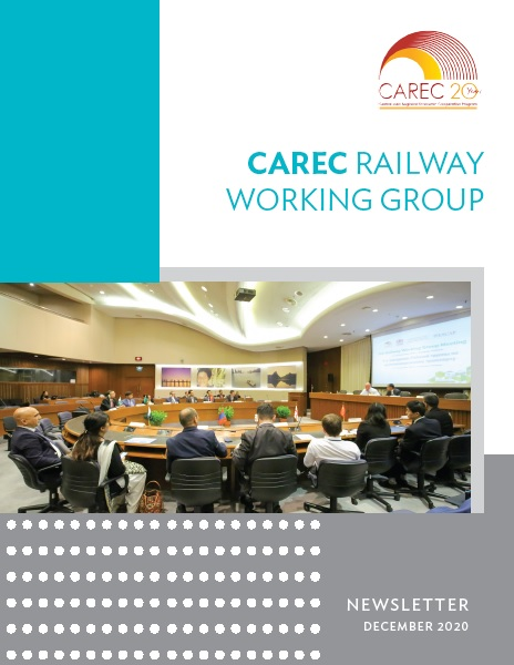 CAREC Railway Working Group Newsletter (December 2020)
