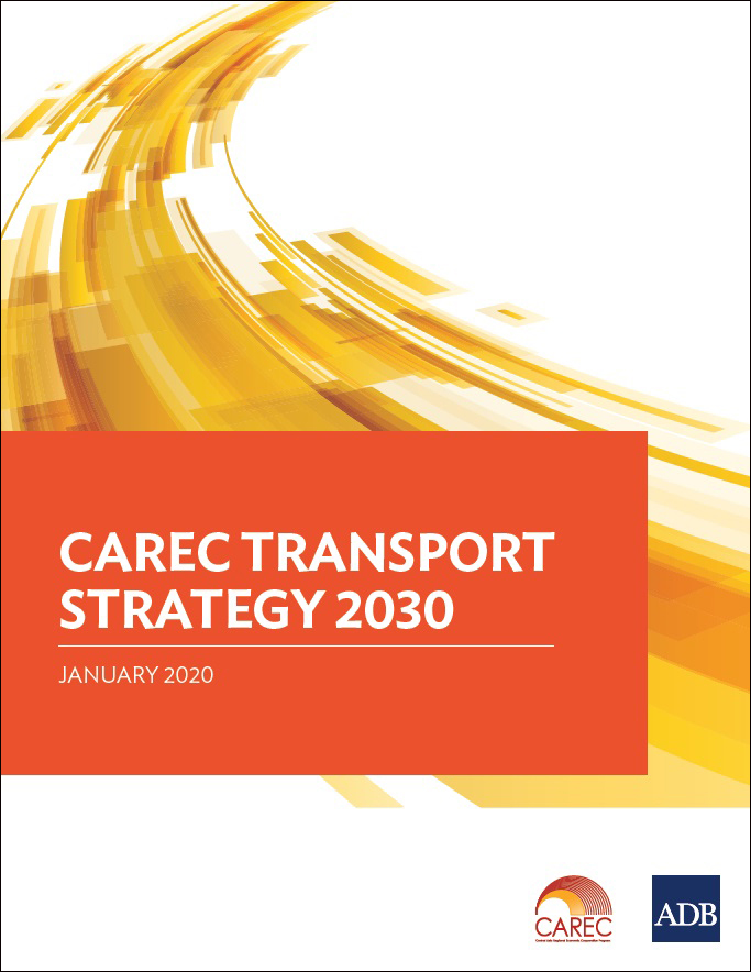 CAREC Transport Strategy 2030