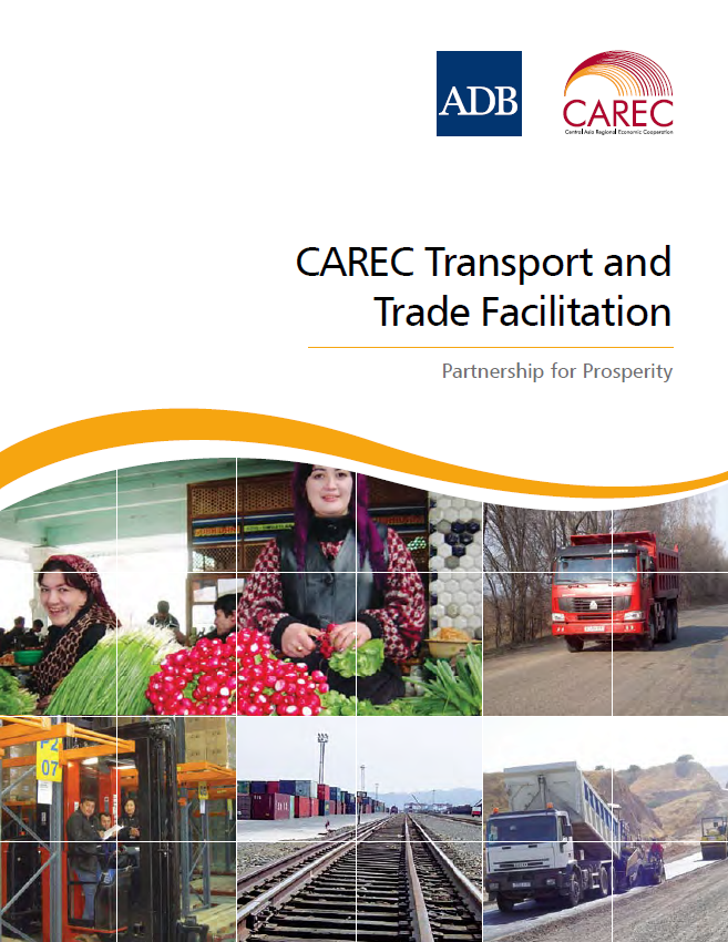 CAREC Transport and Trade Facilitation Strategy