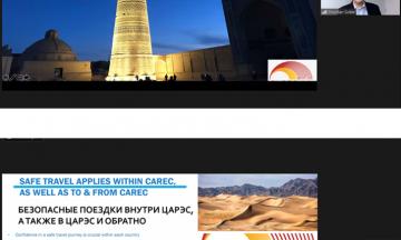 CAREC Second Aviation and Tourism Webinar