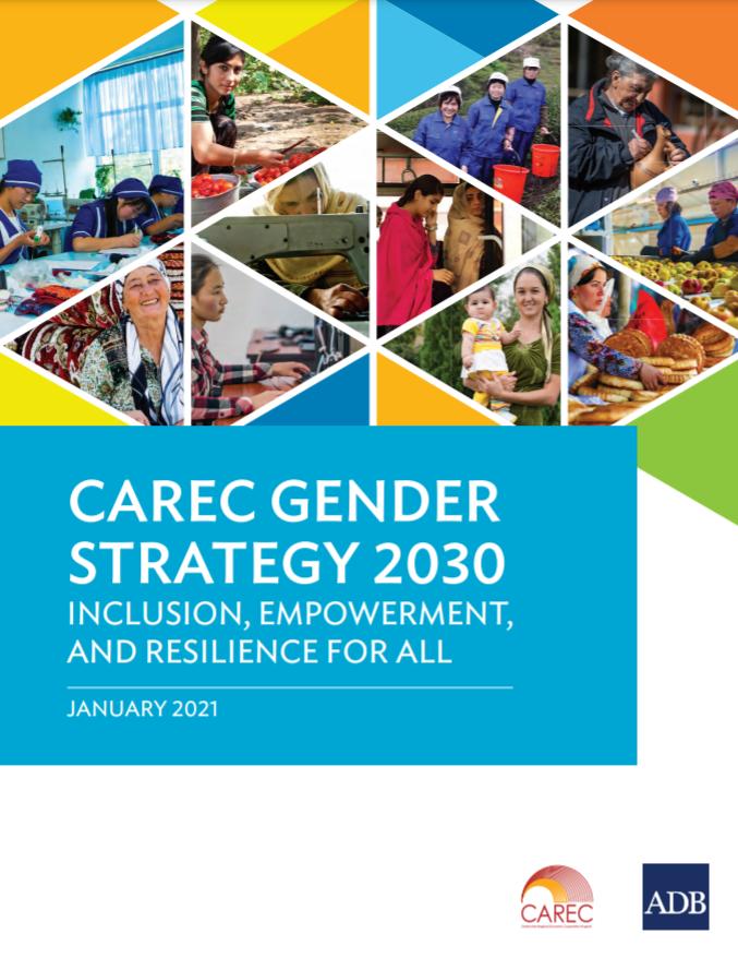 CAREC Gender Strategy 2030