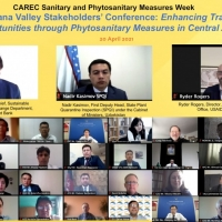 CAREC Sanitary and Phytosanitary (SPS) Measures Week – Fergana Valley Stakeholders' Conference: Enhancing Trade Opportunities through Phytosanitary Measures in Central Asia