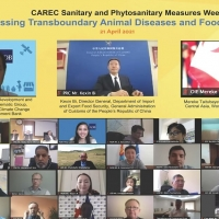 CAREC Sanitary and Phytosanitary (SPS) Measures Week – Addressing Transboundary Animal Diseases and Food Safety Issues