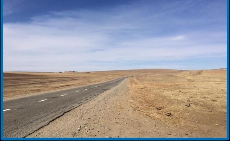 Ulaanbaatar–Darkhan Road: Road Safety Improvement