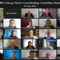 Energy Sector Coordinating Committee Meeting