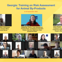 Georgia: Training on Risk Assessment for Animal By-Products