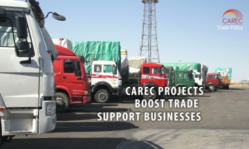 CAREC: Expanding Trade through Regional Cooperation