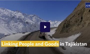 Linking People and Goods in Tajikistan