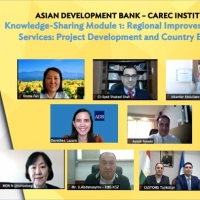 Knowledge-sharing modules on CAREC Trade: Regional Improvement of Border Services